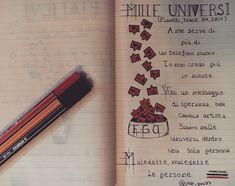 •    MILLE UNIVERSI    • Pianeti, track 04 #ultimo #pianeti #frasi #drawing Motivational Phrases, Geek Stuff, Tumblr, Journal, My Love, Irene, Drawings, Singer, Inspirational