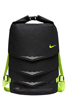 309dabd06127 Nike Mog Bolt Backpack Bag - Black Yellow Grey Orange