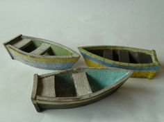 'Boats' by Rowena Brown
