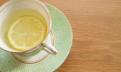 5 Health Benefits of Hot Lemon Water