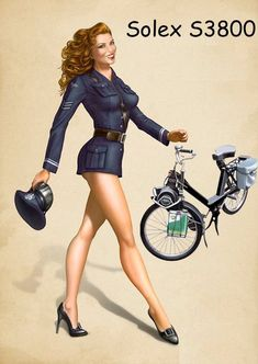 solex et pin-up Plus