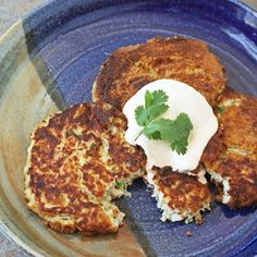 Low Carb Fish Cakes - I Breathe... I'm Hungry...