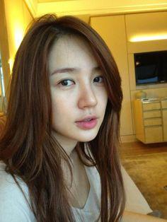 女優のユン・ウネ(写真=本人のツイッター)。