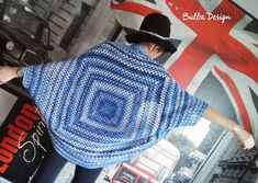 Boho Clothing, Unique Crochet, Crochet Jacket, Boho Outfits, Trending Outfits, Unique Jewelry, Awesome, Hats, Handmade Gifts
