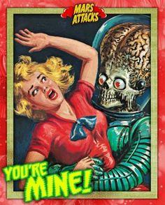 Mars attacks valentine