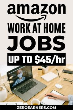 Are you looking for the best Amazon work-at-home jobs? Yes? Here are some of the best Amazon work-at-home jobs. #amazonjobs #amazon #workathomejobs #freelancejobs #makemoneyonline #makemoneyfromhome #parttimejobs #sidehustles #jobs #extramoney