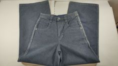Solo Semore Jeans 100% Cotton Size 28 Made in USA Baggy New Without Tags #SoloSemore #NA