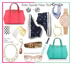 """""""Join Giveaway My New Group :-)"""" by rivlyb ❤ liked on Polyvore featuring Kate Spade, Keds, katespade, katespadeny and RivlysGifts"""