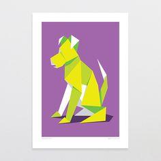 Glenn Jones Art - Print Collection Jun-Sep 2014 on Behance Fine Art Prints, Framed Prints, Living In New Zealand, Make You Smile, Pop Culture, Pup, My Arts, Batman, Superhero