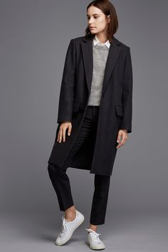 .08 The Wool Coat #outerwear #coat #wool