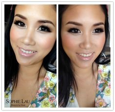 Asian bridal makeup, Asian wedding makeup, bridal hair style                                                                                                                                                      More