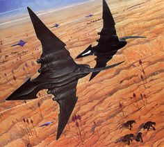 Skewer - Darwin IV - Art by Wayne Barlowe from his book, Expedition.