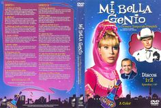 Mi bella genio T1 dual audio latino/ingles - Mkv - Identi