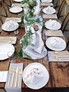 Nutrition Stripped #tablescape #styling