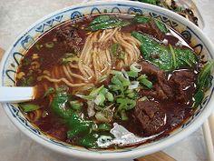 Biggest Menu - Dai Ho Restaurant - Temple City, CA - Spicy Beef noodle soup