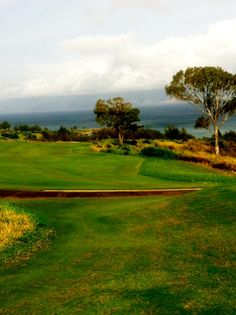Kapalua Plantation Golf Course Maui, Hawaii