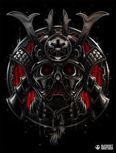 Darth Vader Samurai version