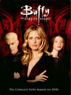 Buffy The Vampire Slayer - Spike was always my fav