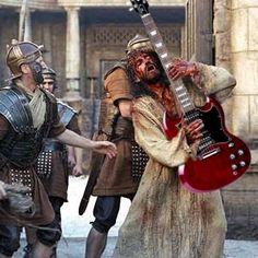 Jesus Rocks!!!!