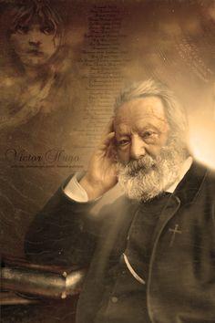 Les Misérables | Victor Hugo by ~Sidoneon on deviantART