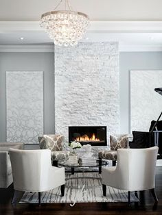 The Tile Shop: Design by Kirsty  Fireplace