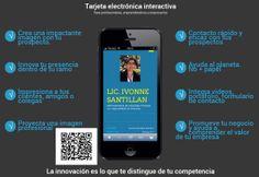 ■ Tarjetas De Presentación Digital Interactiva ■  Adquierelo Copiando el enlace en tu Navegador:   http://bit.ly/1jRGyfB