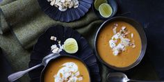 One-pot recipe: Sweet potato and coconut soup