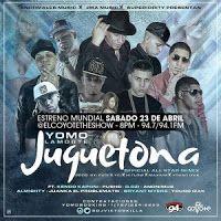 Yomo - Juguetona ft Kendo, Pusho, D.Ozi, Anonimus, Almighty, Juanka, Bryant Myers & Young Izak