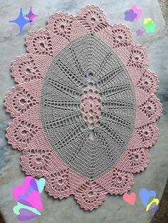 Crochet doily, farmhouse placemats, flower doilies, country house decor, set of 6 pcs Crochet Doily Rug, Crochet Carpet, Crochet Doily Patterns, Crochet Tablecloth, Crochet Home, Thread Crochet, Love Crochet, Filet Crochet, Baby Knitting Patterns