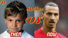 Top 20 Striker Then And Now