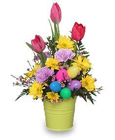 easter flower arrangements | Send Easter Flowers For Under $40.