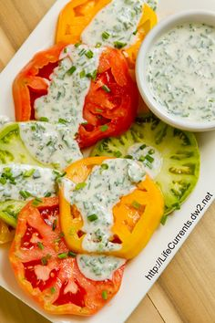 Skinny Buttermilk Ranch Dressing - Ranch is definitely my favorite ...