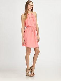 Keyhole Camisole Dress