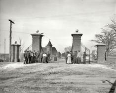 Lincoln Gates, Tuskegee University circa 1906