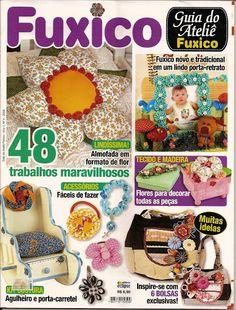 Fuxico 04 - Loca por la costura - Picasa Web Albums...FREE MAGAZINE!!