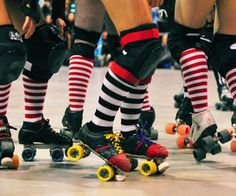 Roller Derby Workout Plan- Beginner weight training