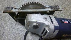 Самодельный инструмент на базе болгарки