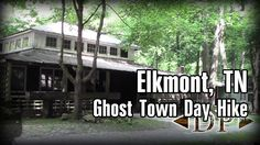 Abandoned Mountain Town, Elkmont, TN - Ghost Town Day Hike - YouTube