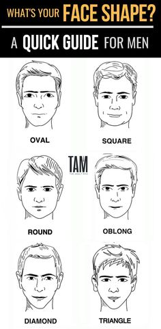 What's The Best Hairstyle For Your Face Shape? - What's The Best Hairstyle For Your Face Shape? The Best Men's Haircut For Your Face Shape Face Shape Hairstyles Men, Haircuts For Round Face Shape, Round Face Men, Haircut For Face Shape, Square Face Hairstyles, Cool Mens Haircuts, Cool Hairstyles For Men, Hairstyles For Round Faces, Mens Face Shape