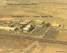 UABC Tijuana, 1982
