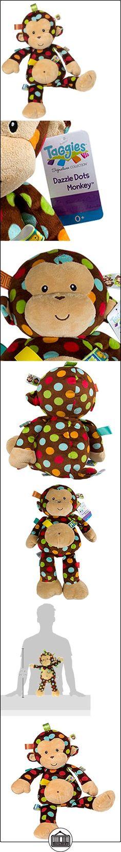 Taggies - Dazzle Dots mono - 45cm Peluche  ✿ Regalos para recién nacidos - Bebes ✿ ▬► Ver oferta: http://comprar.io/goto/B00AJF7OZA