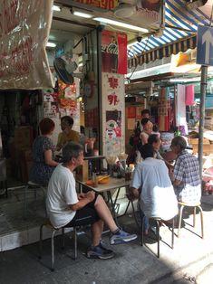 Wan Chai Market traditional restaurant - Hong Kong Sites: Wan Chai Market | A Life Shift