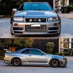 Nissan Gtr R34, R34 Gtr, Nissan Gtr Skyline, Tuner Cars, Jdm Cars, Street Racing Cars, Sport Cars, Luxury Cars, Cool Cars