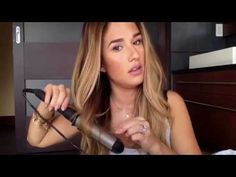 Watch This Mesmerizing Kittenish Hair Tutorial by Jessie James Decker This how-to unlocks the secrets to getting her signature bombshell hairstyle