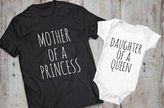Mutter Tochter passende Shirts Mutter-Tochter die von EpicTees4You