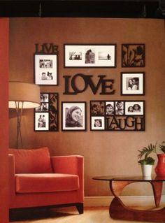 Ideias para decorar a parede