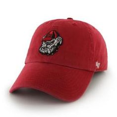 88592c93b3836   47 Brand Georgia Bulldogs Franchise Fitted Hat available at End Zone  Apparel University Of