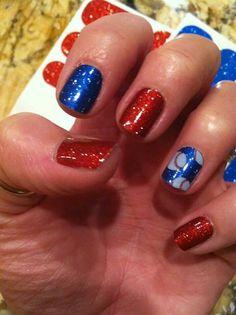 Baseball nails!