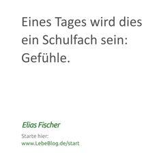 Alles Liebe . Elias . Hier loslegen: http://bit.ly/2isTy81 . Buch als Anleitung: www.lebeblog.de/sv . Tags: #selbstverwirklichung #selbstfindung #selbstvertrauen #selbsterkenntnis #bewusstsein #erleuchtung #erwachen #gefühle #gedanken #spiritualität #psychologie #stille #seele #liebe #selbstliebe #vertrauen #loslassen #leben #lebendig #lebendigkeit #zitat #spruch #aphorismen #Eines #Tages #Schulfach #Gefühle