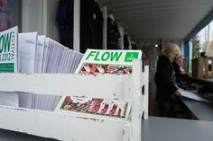 Flow Magazine 2/12, by Tomi Kukkonen, via Flickr Magazine Rack, Storage, Home Decor, Purse Storage, Decoration Home, Room Decor, Interior Decorating